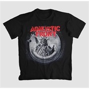 Camiseta Agnostic Front - The American Dream Died